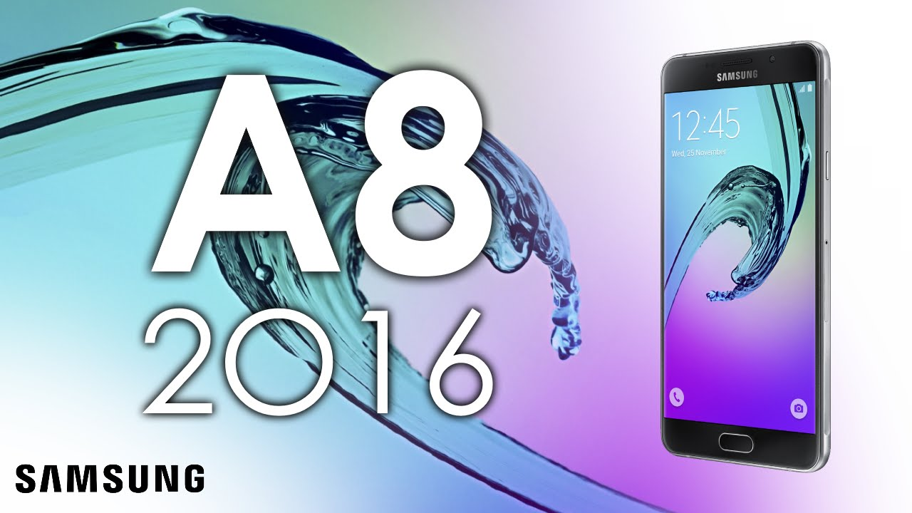 Samsung Galaxy A8 Versi 2016