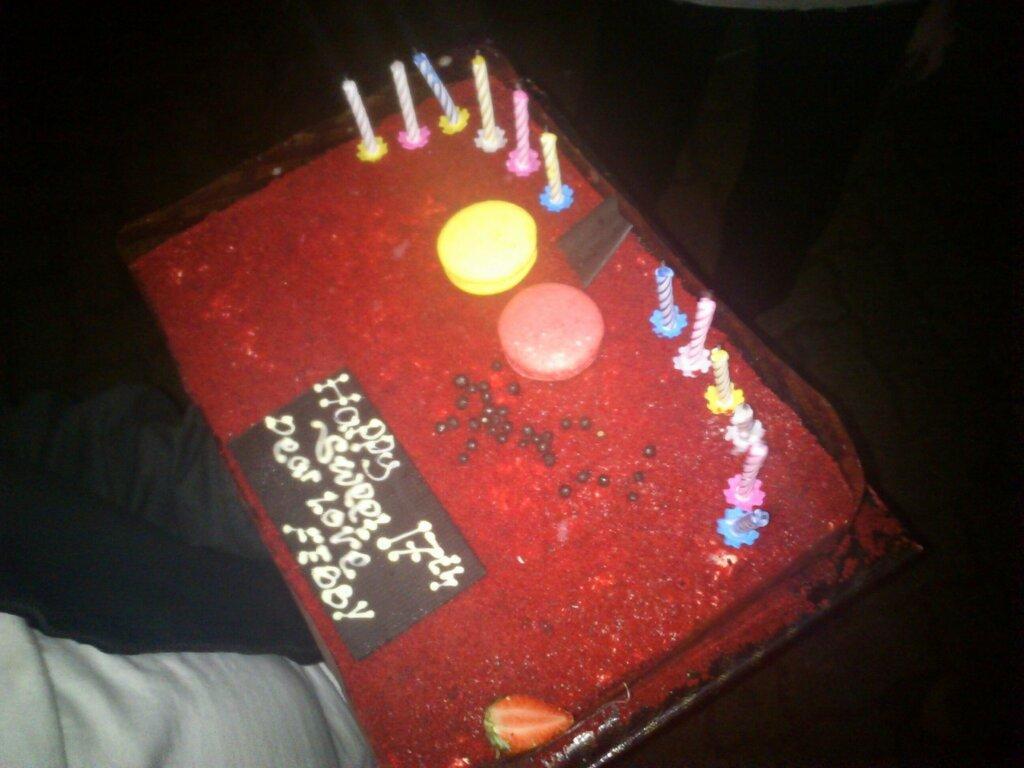 Blink Indonesia Happy Birthday Febby