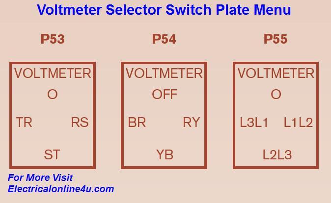 Salzer Ammeter Selector Switch Wiring Diagram  Somurich
