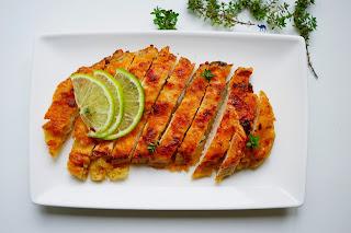 Le Chameau Bleu - Blog Cuisine et voyage  - Recette du poulet croustillant au citron