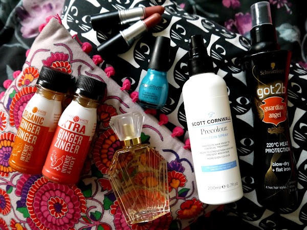 MONTHLY FAVOURITES: NOVEMBER 2016