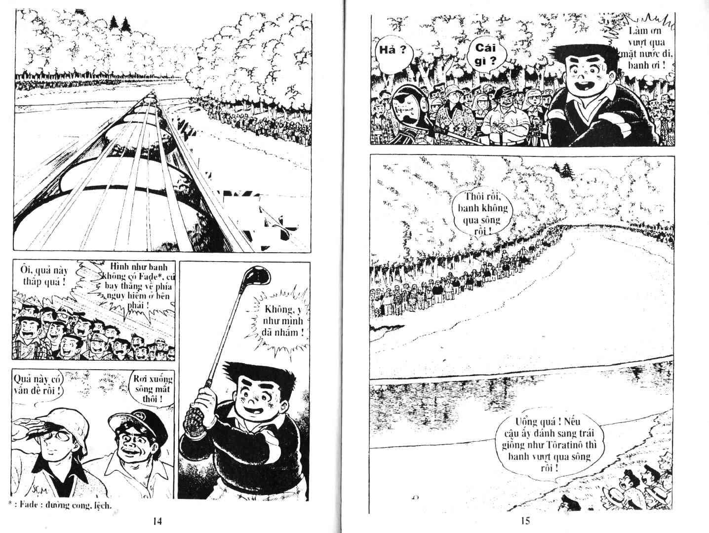 Ashita Tenki ni Naare chapter 43 trang 6