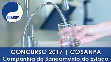 SAI A LISTA DE APROVADOS DO CONCURSO DA COSANPA - CONFIRA..