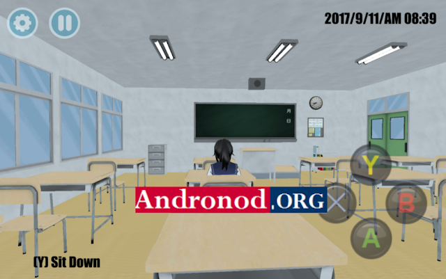 High School Simulator 2018 Mod Apk Terbaru