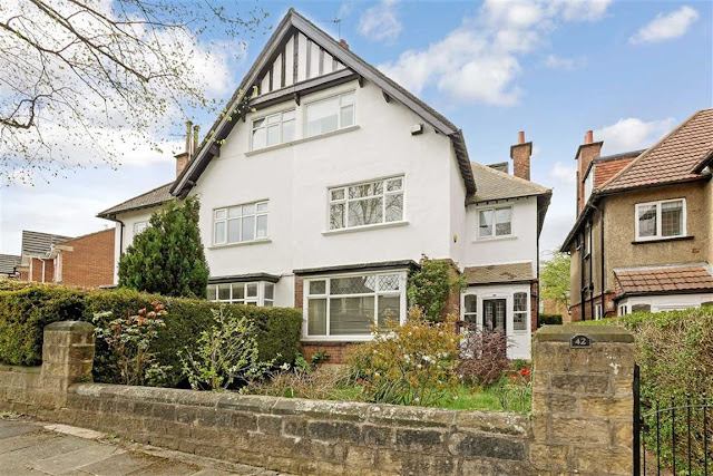 Harrogate Property News - 5 bed semi-detached house for sale St Marks Avenue, Harrogate, North Yorkshire HG2