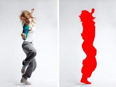 3D Flex Photoshop Action