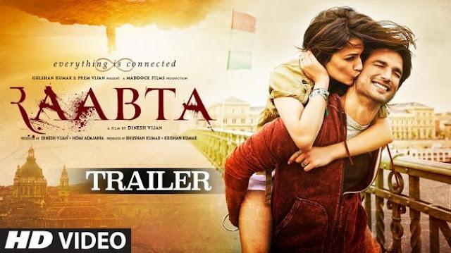 Raabta-Trailer