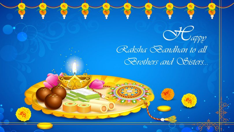 Advance Raksha Bandhan Animated Images 2019