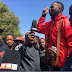Uber drivers goes on protest against being protested against in SA (Photos)