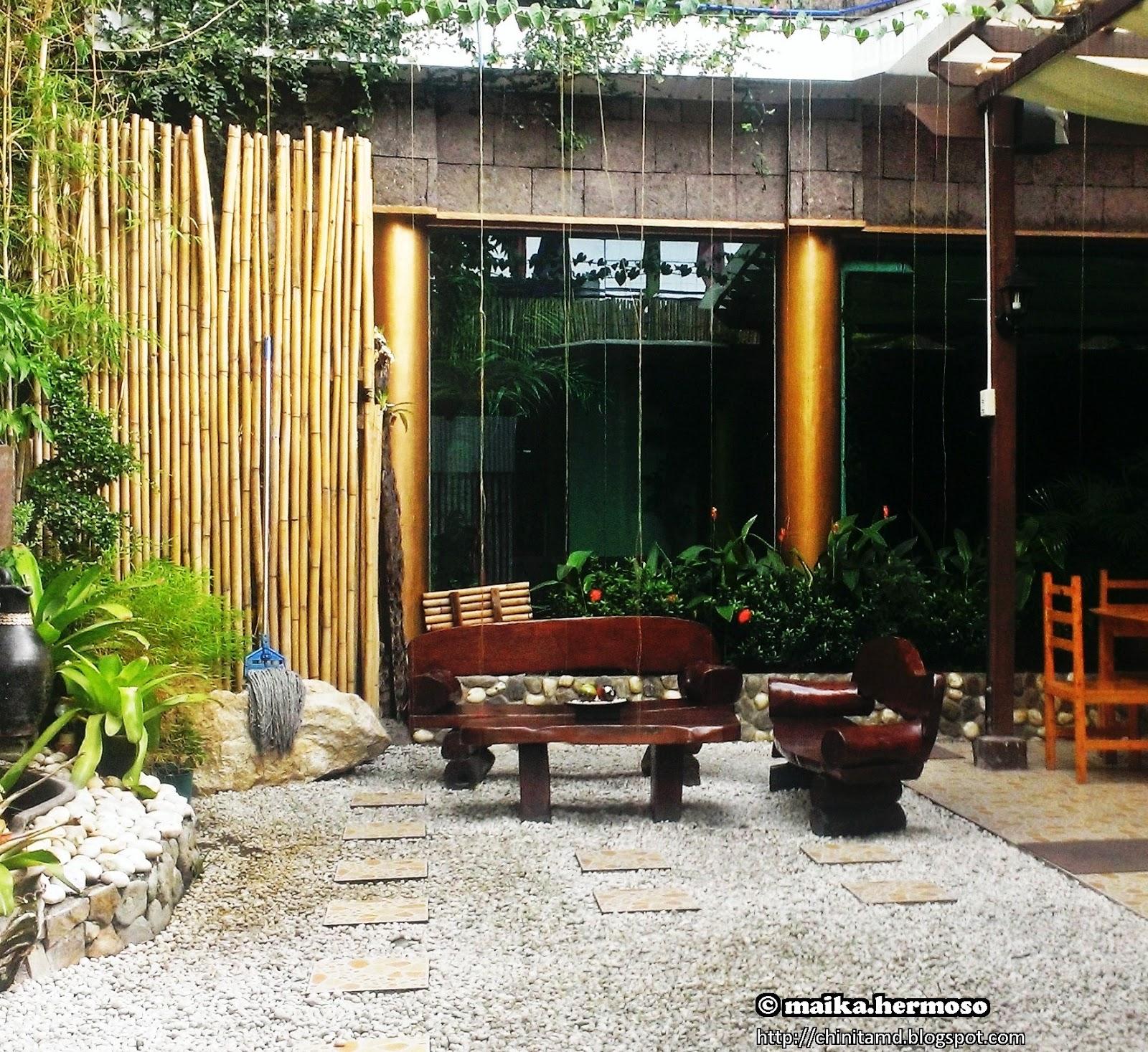 Jardin Cafe Jalan Cimanuk: Cozy Cafe And Party Place In Pasay: Patio Jardin Cafe