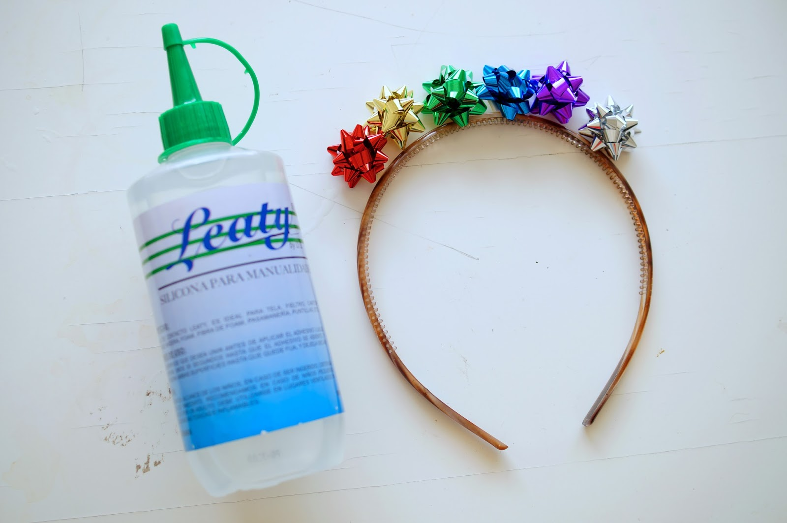 Easy Christmas Headband Craft
