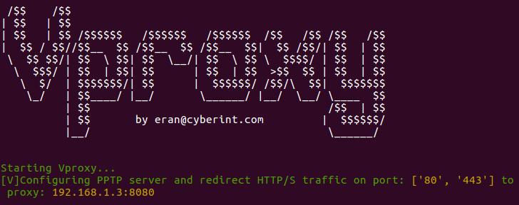 Vproxy_2 Vproxy -  Forward HTTP/S Traffic To Proxy Instance Technology