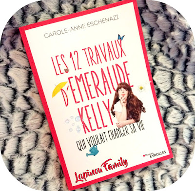 les 12 travaux d emeraude kelly