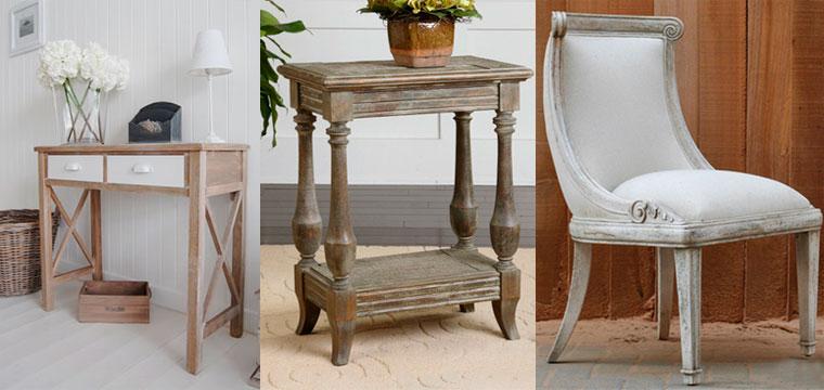 Состаренная мебель своими руками: 4 способа