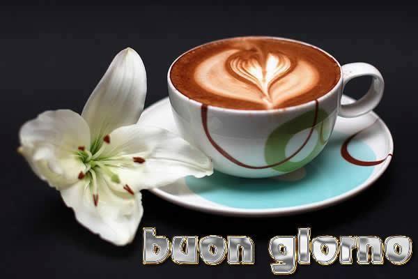 Che la vita continua un buongiorno un bacio e un caff for Immagini del buongiorno bellissime
