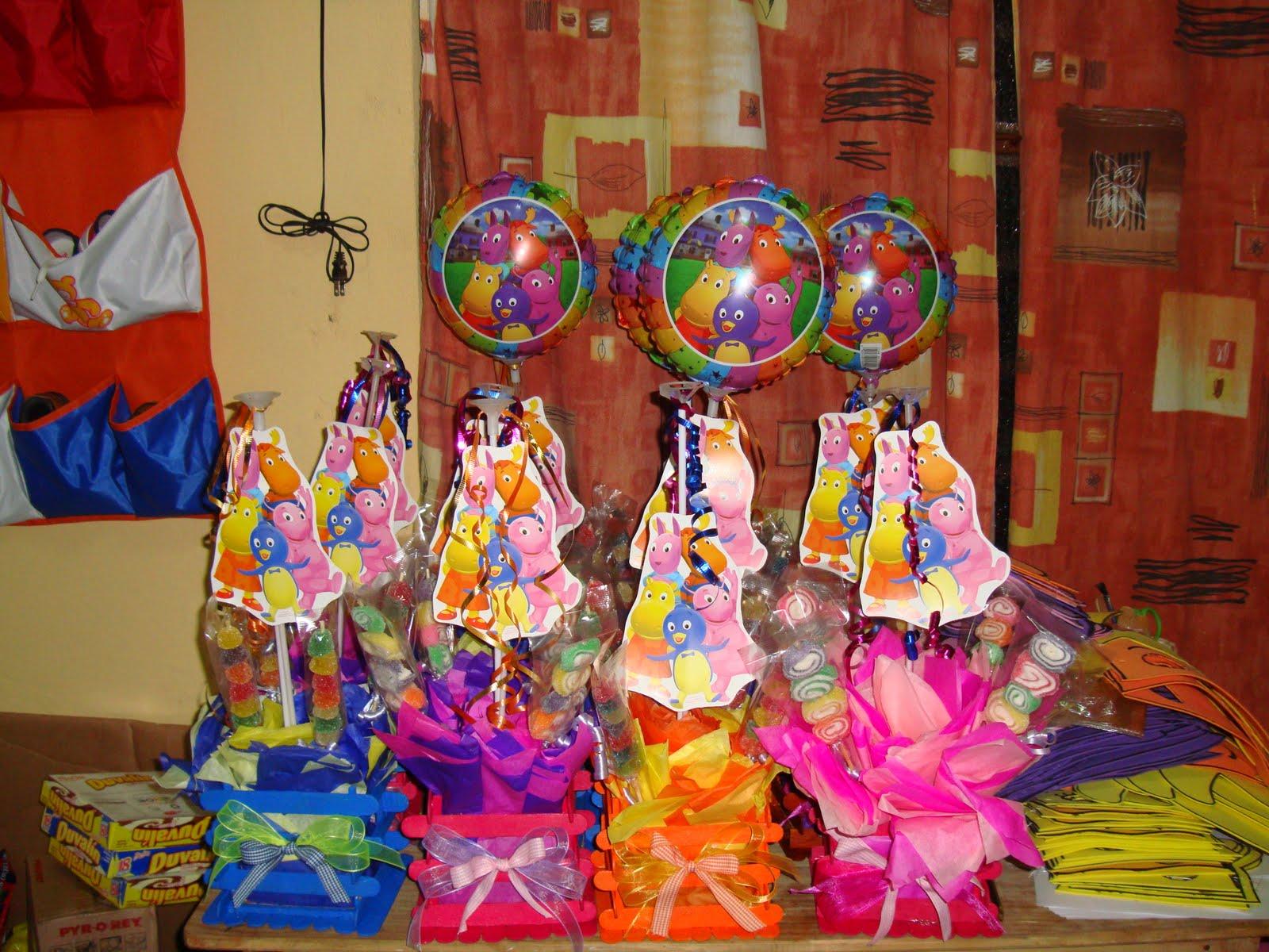Ideas para tus fiestas tematicas decoracion fiesta de los - Ideas decoracion fiestas ...