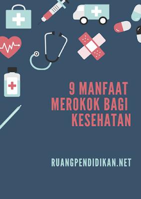 9 Manfaat Merokok Bagi Kesehatan