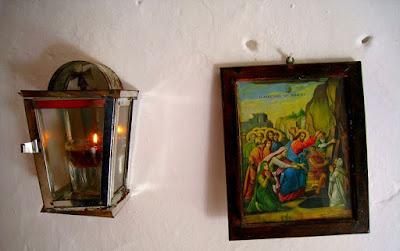 Στο σπίτι του Λαζάρου: Χριστοκεντρικές εμπειρίες ενός ερημίτου