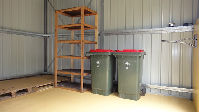 shed at doubledutchsporthorses agistment