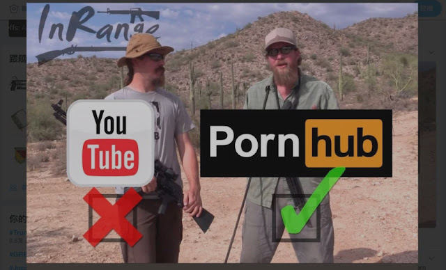WILL PORNHUB REPLACE YOUTUBE AS MAIN PLATFORM OF FREE EXPRESSION?