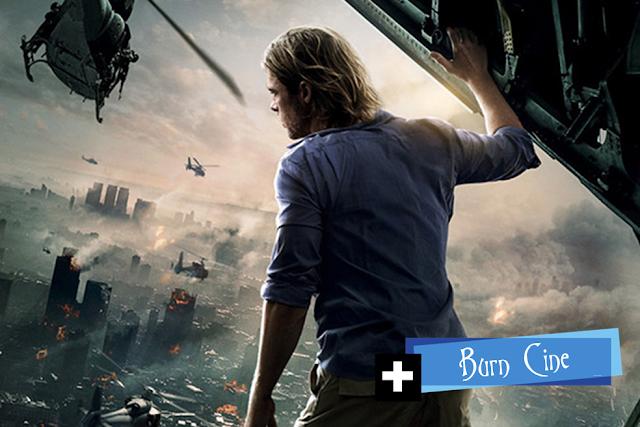 Burn Cine: Preview exclusiva do filme Guerra Mundial Z 17