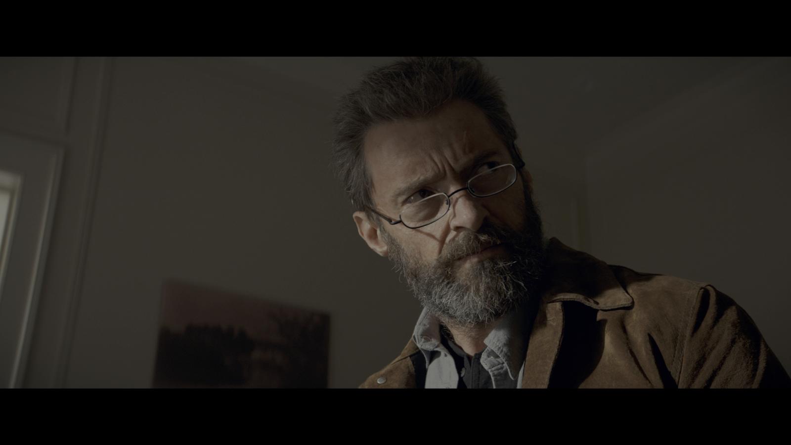 Logan: Wolverine (2017) 4K UHD Blu-Ray Completo captura 1