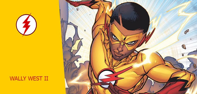 Kid Flash, Sidekick The Flash dari Generasi ke Generasi