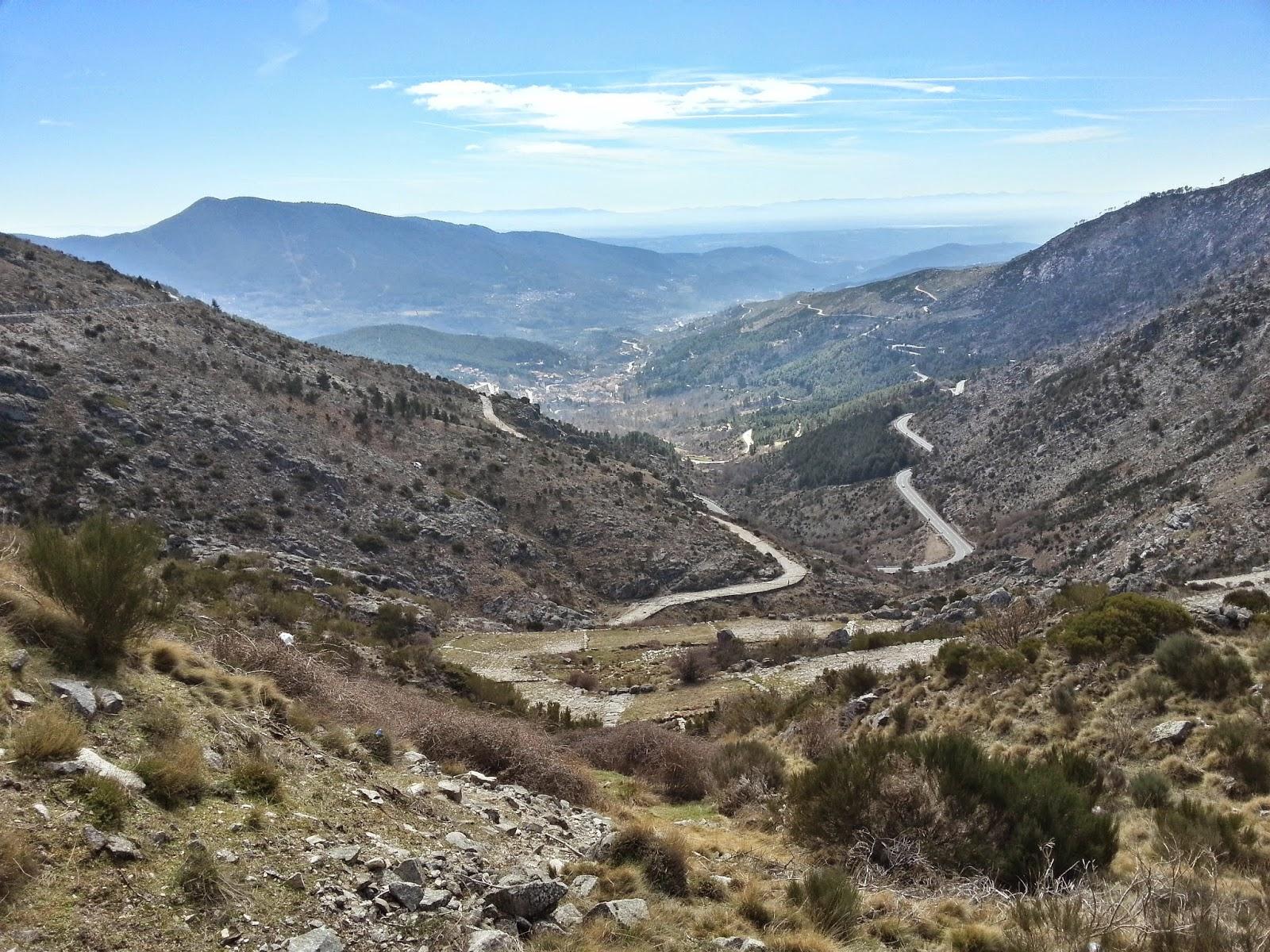 RUTA EN MOTO 275 KM EL ARENAL POR GREDOS