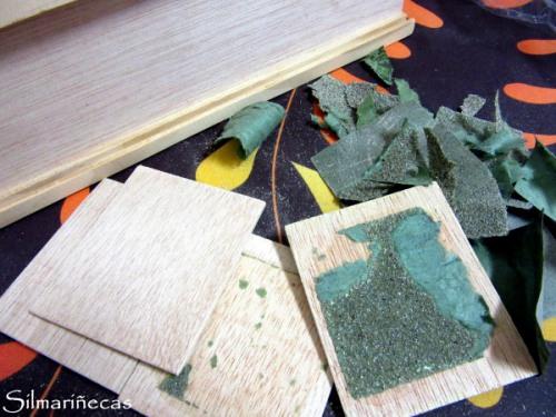Transferencia de imagen a madera