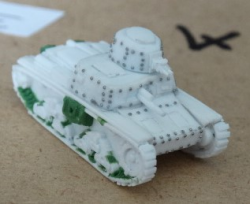 New M11/39 Tank by Pendraken Miniatures picture 2