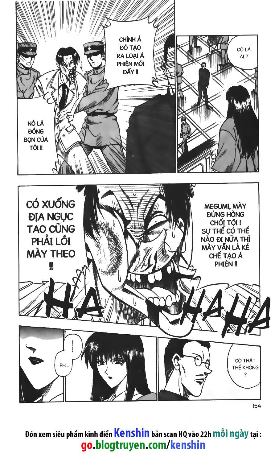 Rurouni Kenshin chap 29 trang 15