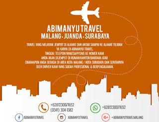Abimanyu Travel Juanda