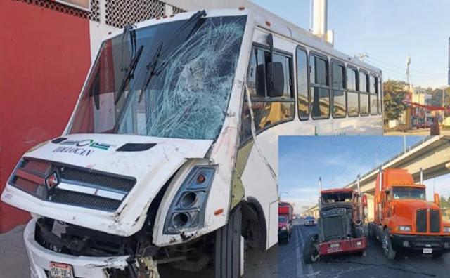 Autobús de pasajeros, viajes