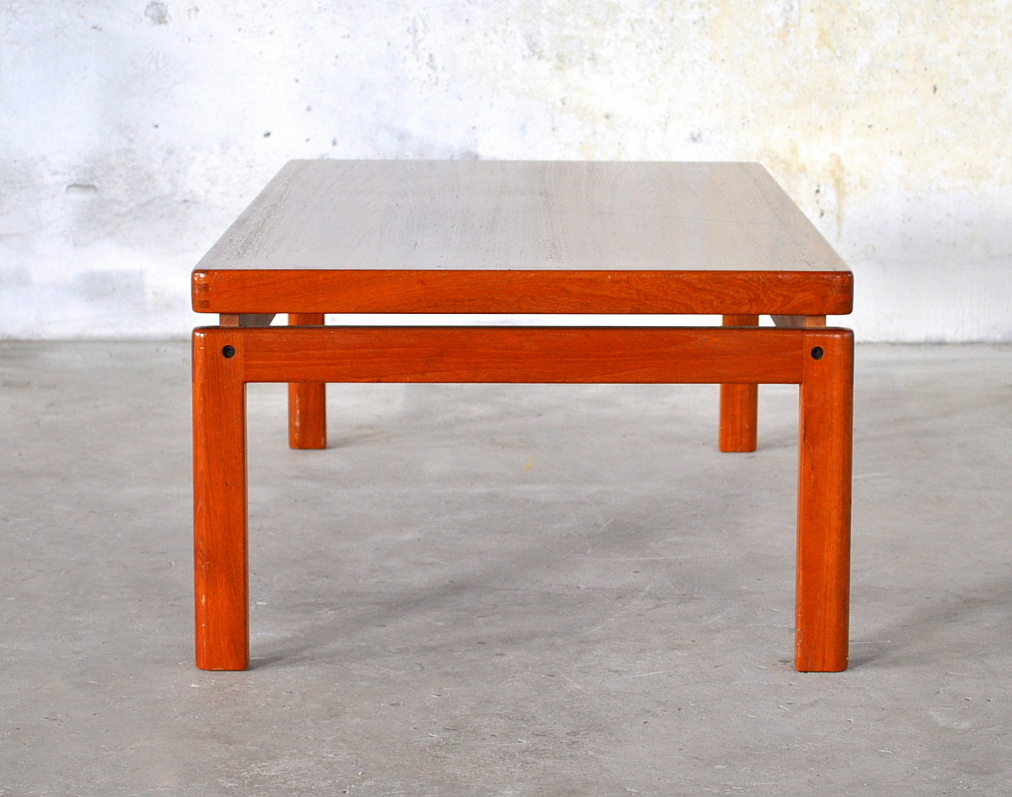 SELECT MODERN: Danish Modern Teak Coffee or Cocktail Table