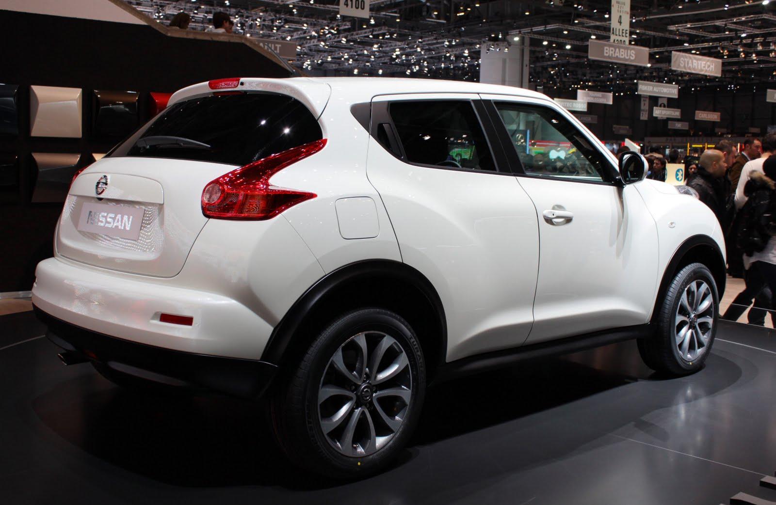 Car: Nissan Juke