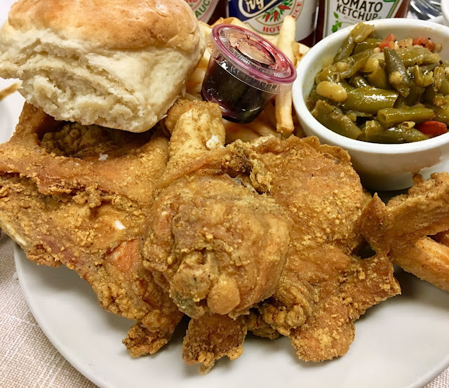 Best food in New Orleans