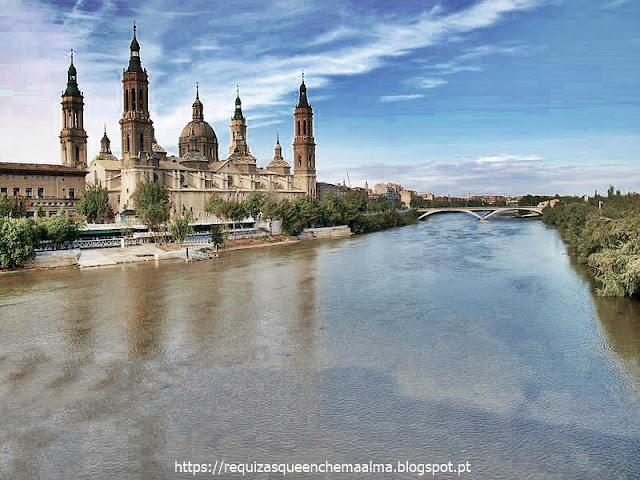 Margens do rio Ebro, Zaragoza