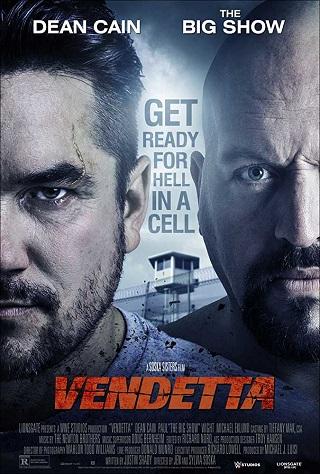Vendetta 2015 Dual Audio Hindi 300MB BluRay 480p
