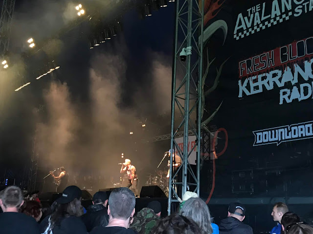 Stray From The Path at Download UK 2018
