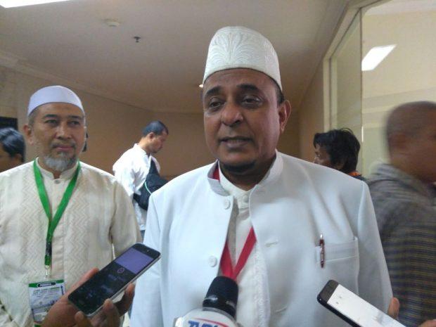 Habib Bahar Jadi Tersangka, GNPF Ulama: Hukum Jadi Alat Kekuasaan