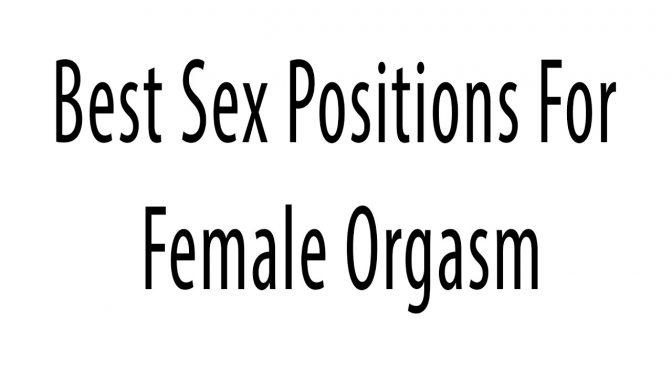 best clitoral orgasm