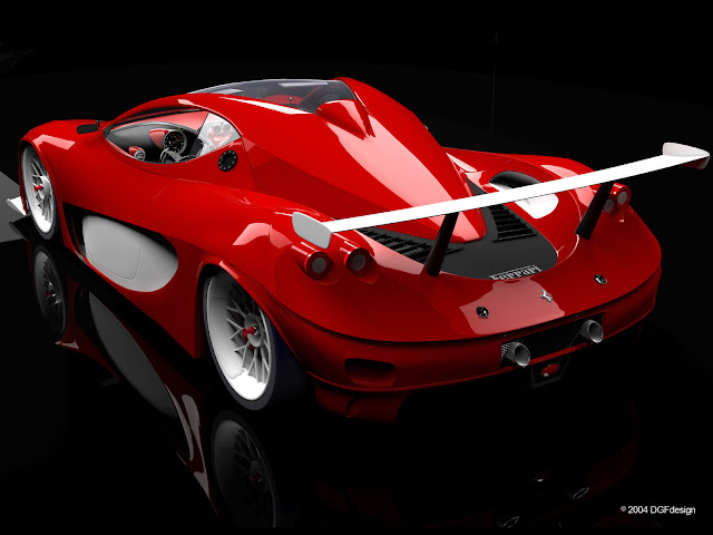 Fondos De Pantalla – Autos HD Ferrari