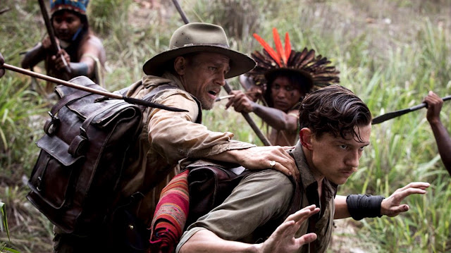 Charlie Hunnam Tom Holland James Gray | The Lost City of Z