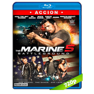 The Marine 5: Battleground (2017) BRRip 720p Audio Ingles 5.1 Subtitulada