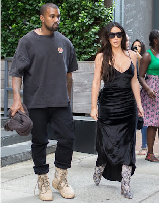 Kanye Was Rushed To The ER By His Wife Kim