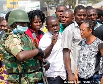Extremistas musulmanes de Boko Haram asesinan cristianos