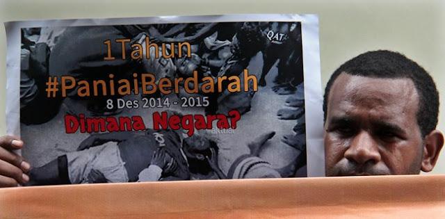 """Maaf Pak Jokowi, Rakyat Papua Sudah Cerdas"""