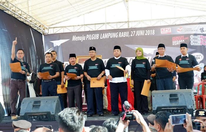 Pjs. Gubernur Didik Ajak Semua Pihak Bersikap Sopan dan Santun Hadapi Masa Kampanye Pilkada 2018