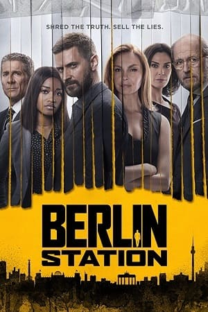 Torrent Série Berlin Station 2018 Dublada 720p HD WEB-DL completo