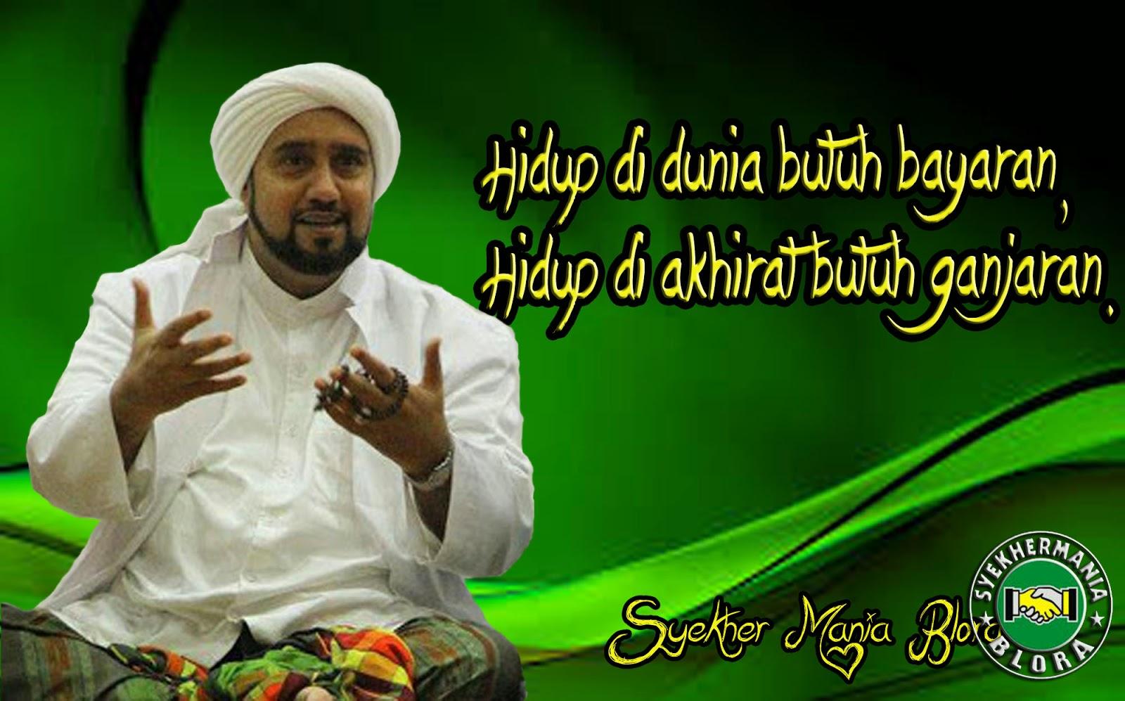 Nasehat Hidup Dari Habib Syech Bin Abdul Qodir Assegaf Meme Comic